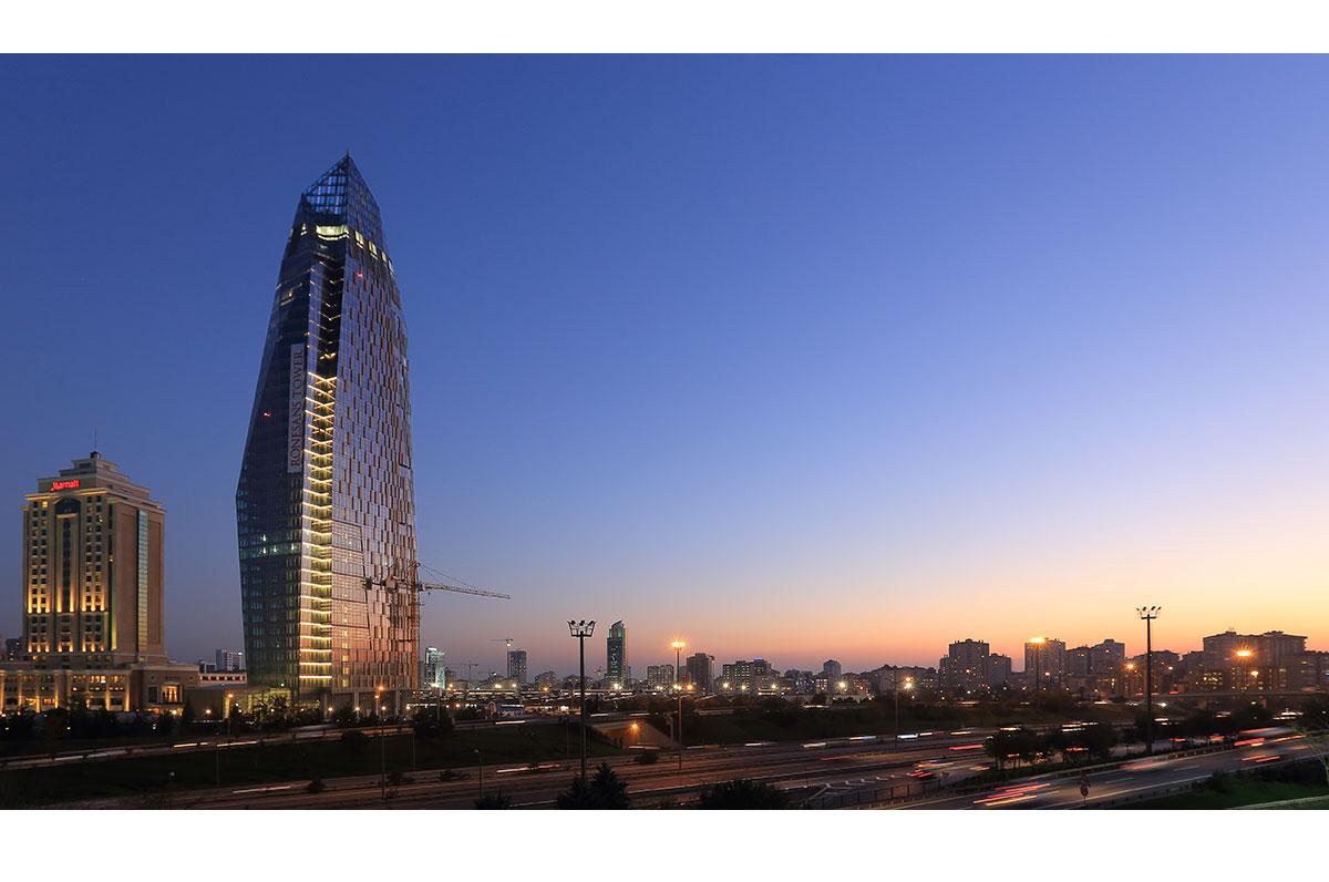 Rönesans Tower Ytong
